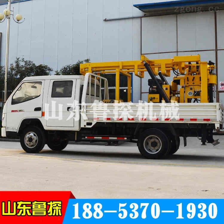 XYC-3车载式勘探钻机液压岩芯钻机