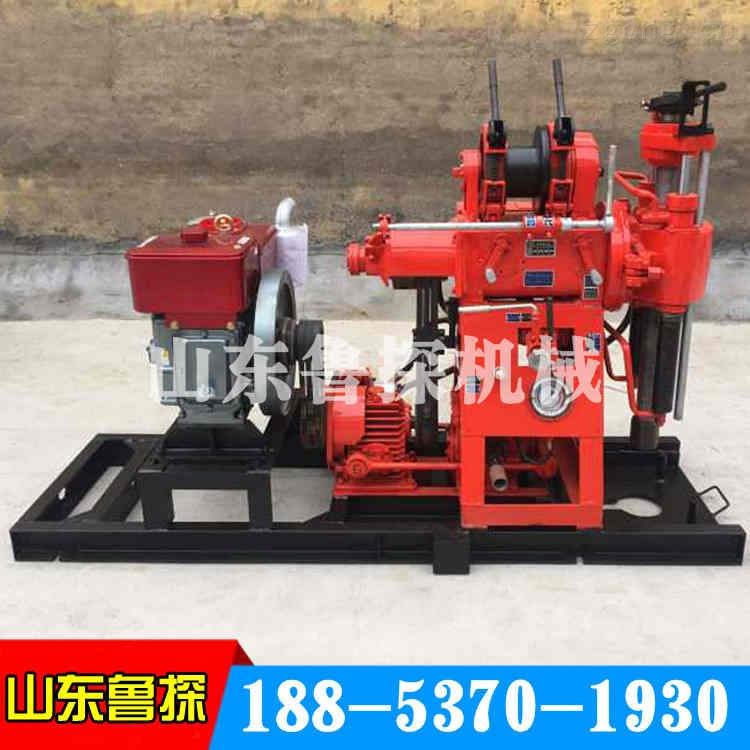 山东鲁探机械XY-100型岩芯钻机