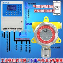 化工厂仓库甲烷气体浓度报警器,远程监测