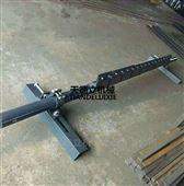 P型合金橡胶清扫器 输送机专用刮板机