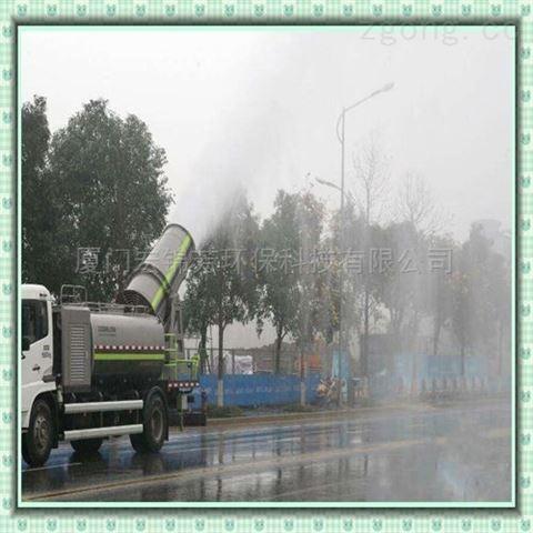 降尘车载式汽油发电机组除尘喷雾机