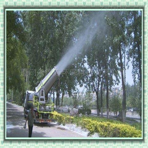 降尘车载式采石场除尘喷雾机