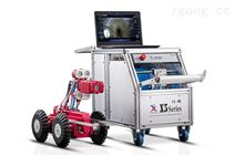 多功能数字高清管道检测机器人