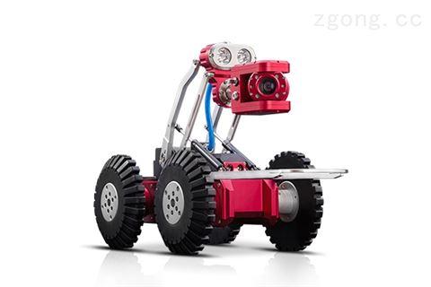 管道机器人检测技术参数