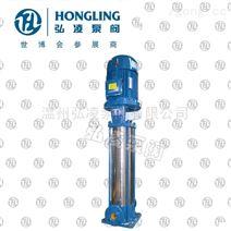 GDL型立式不锈钢多级管道泵