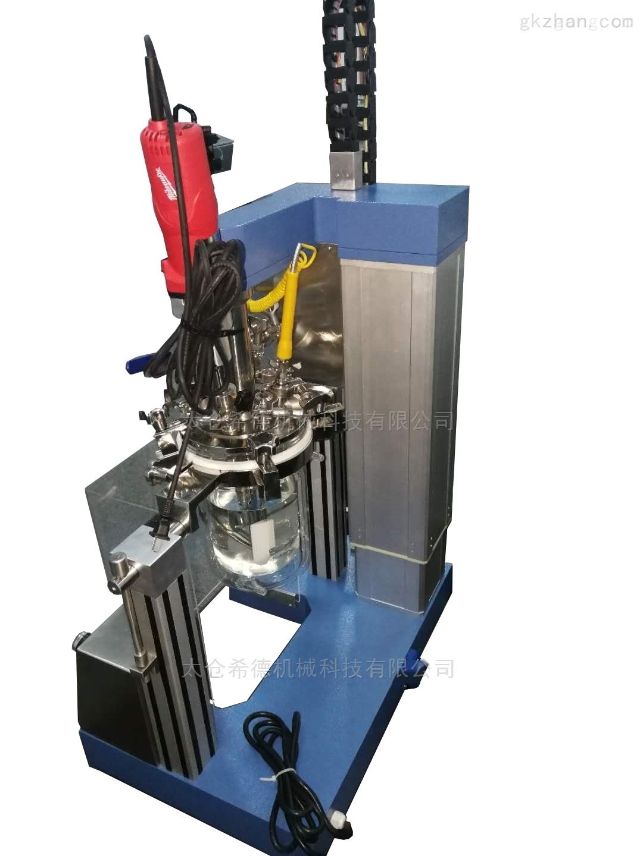 纳米材料超细研磨机