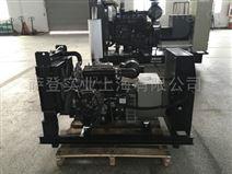 施工大型靜音柴油發電機15KW家用