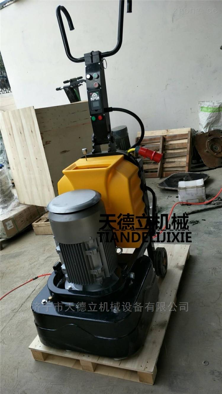 640型地坪研磨抛光机  9KW水泥地面研磨机