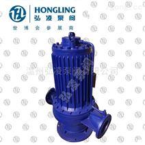温州PBG屏蔽式管道泵1500/台