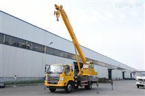 山东沃通重工供应16吨福田汽车吊外走绳