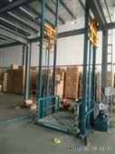 工厂建筑导轨液压升降平台