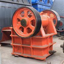 600*900鳄式破碎机陇南日产500吨小型生产线