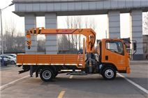 凯马国五5吨汽车工程随车吊  厂家专业定制