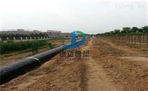 3PE防腐钢管厂家  500涂塑复合钢管多少钱
