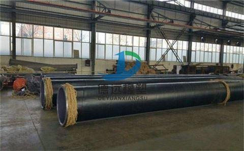 3PE防腐管道  內外涂塑復合鋼管報價