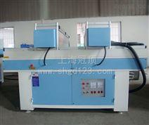 五金行业小型商标丝印uv干燥机