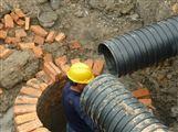 河南300钢带聚乙烯排污管厂家