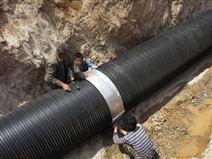 河南600钢带增强排水管厂家