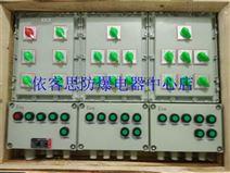 厂家供应户外型立式钢板焊接BSG防爆配电柜