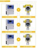 氢气泄露报警器厂家进口传感器中文浓度显示