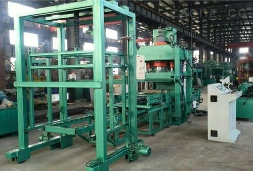 冶金废料成型机铜铅炼矿料提炼坯制砖压块机