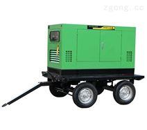 400A柴油发电带移动车电焊机
