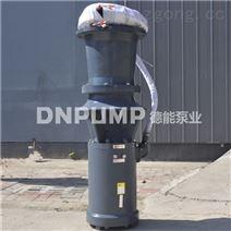 立式安装中吸式简易轴流泵参数选型