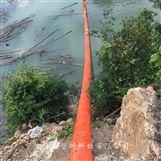 拦渣浮筒大坝垃圾警示浮体