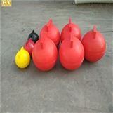 工程围栏警示浮球 赣州景区夜光浮球批发