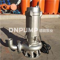 生活污水处理潜水泵大功率潜水排污泵