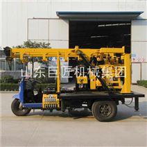 巨匠集团XYC-200A三轮车载液压岩芯钻机