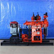 100型钻井机XY-100百米液压水井钻机