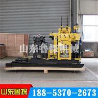 HZ-200YY液压岩芯钻机 滑道换钻具地表探矿