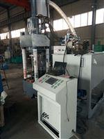 Y环保型全自动铜屑压块机设计结构(图)