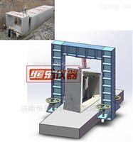 混凝土预制管廊裂缝载荷压力试验-恒乐兴科