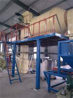 珍珠岩外墙保温板生产线厂家专业指导